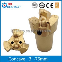PDC bit for coal mining