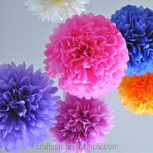 round flower ball hanging for wedding decoration