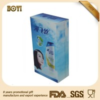 customized printed 3D lenticular effect Packaging box