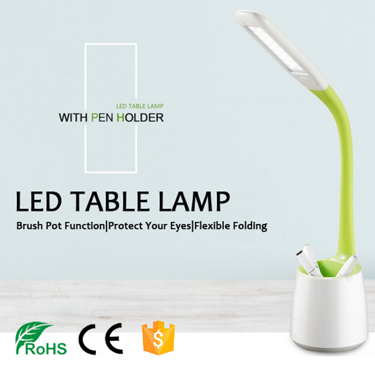 Wholesale Eye Protection Family Led Office Lamp Dimmable Rechargeable Flexible Linear Table Lamp For Children Study