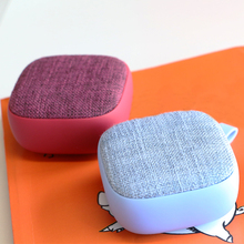 High Quality Portable Mini Round Bluetooth Speaker for Phone