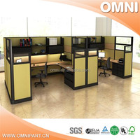 office workstation for 6 person , office workstation made in china