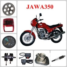 JAWA 350 motorcycle spare part Steering Damper & Clutch Brake Lever & Shock Absorber