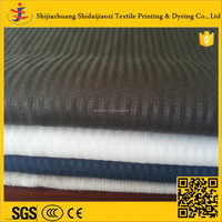 Woven 100% long stapled cotton combed yarn poplin tc fabric READY GOODS high quality shirt fabric