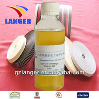 Special Dimethyl Silicon Oil SRS (Silicone Oil for Chemical Fiber)