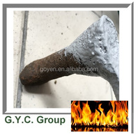 SGS Certificate Fireproof Fire retardant building Rustproof coating