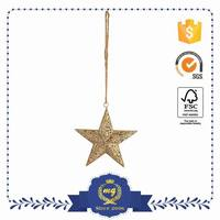 Factory Direct Price Luxury Quality Classic Rustic Metal Stars For Decoration
