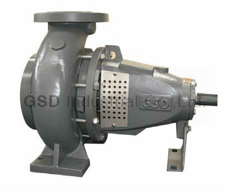 GHS water centrifugal pump, end suction