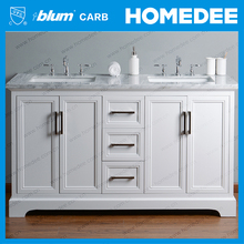 american style wood bathroom furniture cabinet