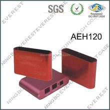 Aluminum HDD Case Enclosure