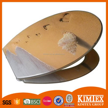 low price music toilet seats and resin custom toilet seat cover