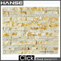 HS-DA04 decor stone/natural fossil stone tile/exterior stone window sill