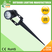china spot lighting decorative led garden light column