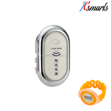 New products for 2018 Zinc alloy intelligent keyless cabin lock sauna lock keyless locks lockers
