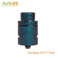 Limitless 2016 Ave40 hot selling colorful Limitless ATTY Tank, Limitless ATTY, ATTY Tank