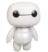 "Inflatable Baymax 6"" Vinyl Figure"