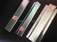 gypsum metal profile sheet for suspended ceiling omega