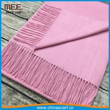 Rubber red winter new year gift market shop promotion mir cashmere scarf