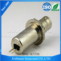 Coaxial cable connector uhf female to bnc male adapter for RG179