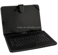 Universal 7 inch keyboard case for android tablet USB connector