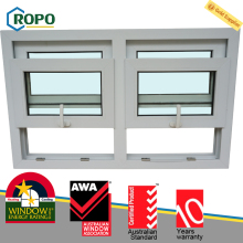 uPVC/PVC Double Glazed Slide Up Double Hung Windows