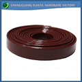 special design pvc coated webbing with screw thread middle part