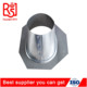 Round Roof Galvanize Steel Sheet metal Jack Flashing Tube Connector