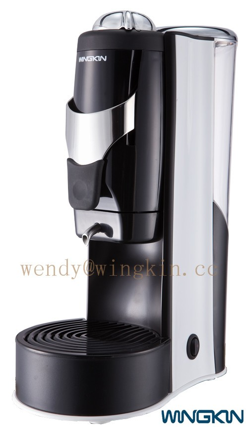 Hot sell new arrival Brazil pump EASY SERVING ESPRESSO POD semi auto 220V turkish coffee machine with great price