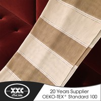 Elegant and noble linen fabric curtain