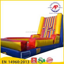 Customized size Inflatable sportS games / Inflatable Colorful Athletics Bouncer