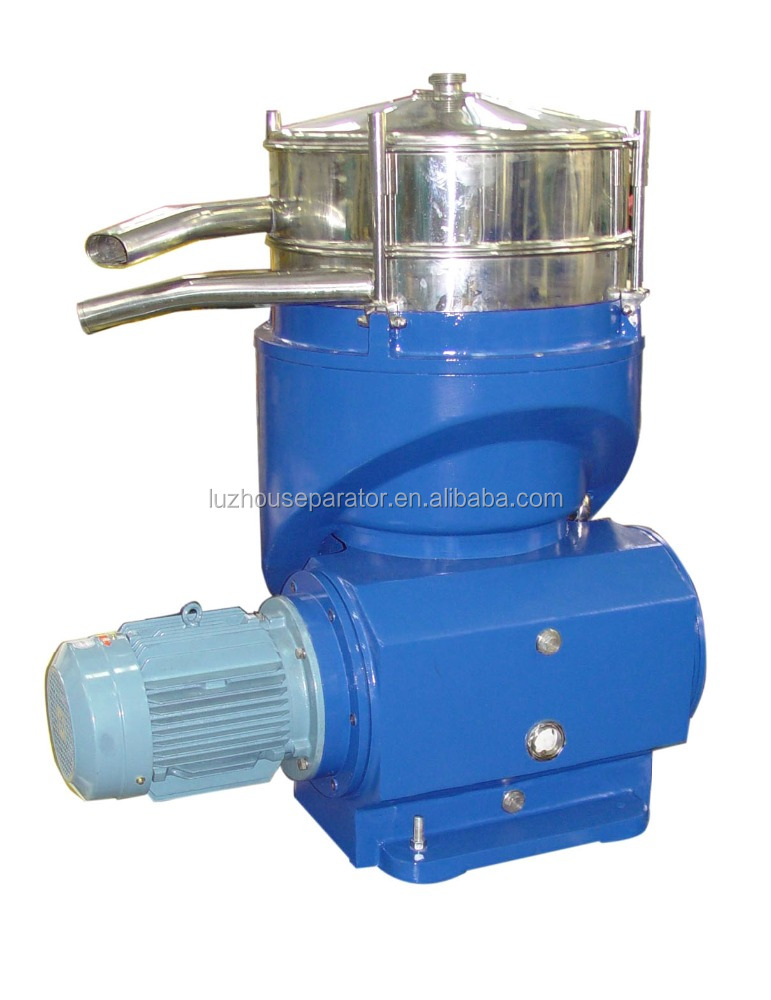 Palm Oil & Olive Oil disc separator