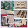Hydraulic Wood Pallet Making Machine with 120-150pcs/h