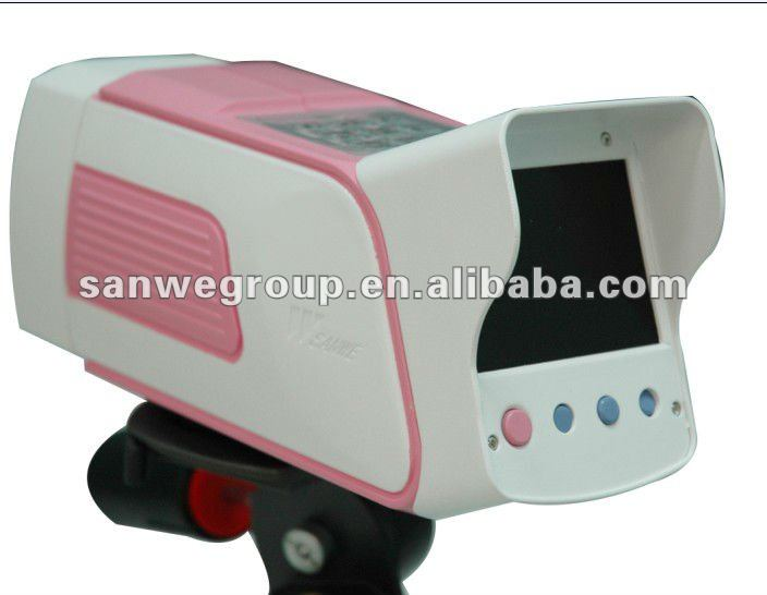 Advanced 130000 pixels digital video colposcope