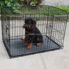 Hot sale stainless steel dog transport cage