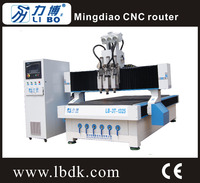 Door MDF HDF CNC Wood Carving Engraving Machine
