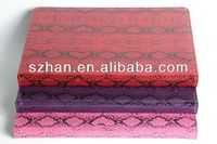 New Heart-shaped Snake skin Leather case with stand For ipad 5 air