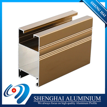 China supplier low density groove profiles aluminium for Philippines