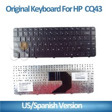 New replacement keyboard for HP G4 G6 CQ43 CQ431 CQ430 CQ450 HP1000 US laptop keyboard layout