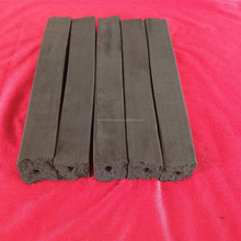 4*4cm square softwood charcoal