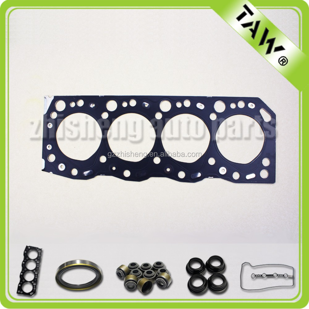 Zhisheng Auto Parts Engine Cylinder Head Gasket for Toyota 11115-54030 Engine 2L Diesel