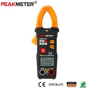 Factory price High Quality digital clamp meter PM2016S with backlight multimeter Tester Electrical Multimetro