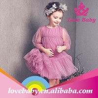 Kids Pink Super fairy dream princess dress/chiffon girl dress/kids long chiffon party dress