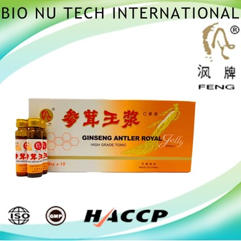 health food of fresh ginseng antler royal jelly 1 group