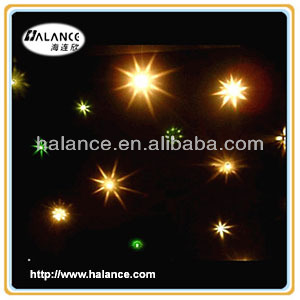 color changing fiber optic starry sky ceiling light
