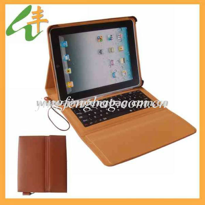 hot sale leather 7 inch keyboard case for android tablet