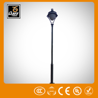 gl 3949 outdoor lighting solar panel 12v solar 30w led street light garden light for parks gardens hotels walls villas