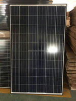 250W A grade Multi solar panel poly solar module with cheap price