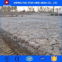 Alibaba 1x1x2m gabion box concrete retaining wall blocks for sale
