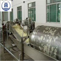 fully automatic small scale potato chips production line