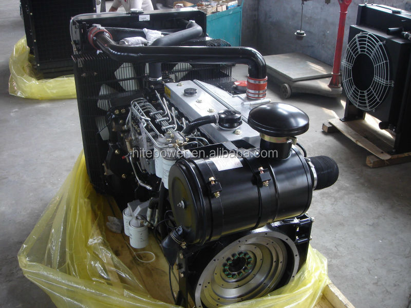 Diesel Generating Set Lovol with good lovol turbo charger
